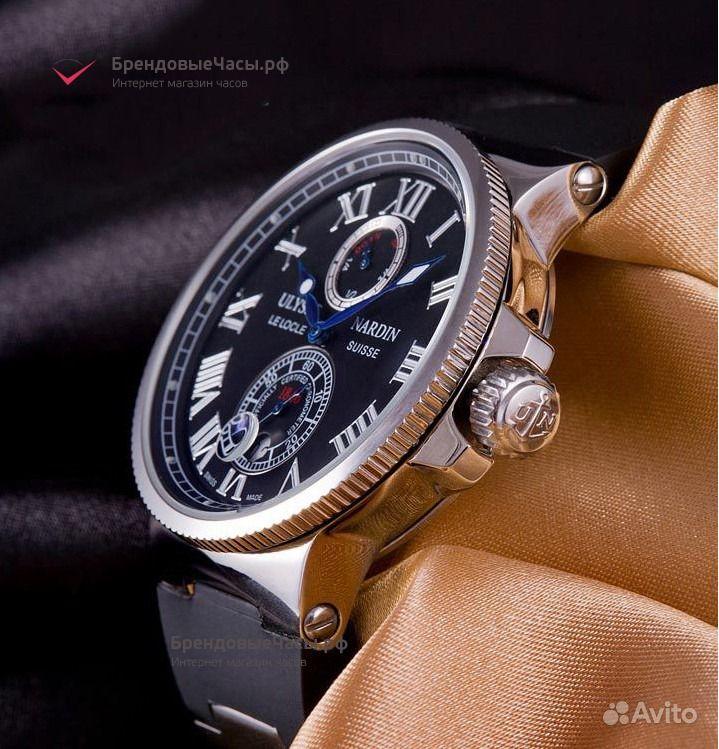 Часы Ulysse Nardin