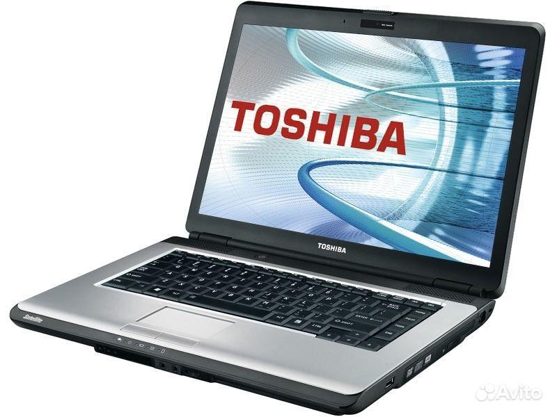 Ноутбук для работы Toshiba L300. Калининградская область,  Калининград