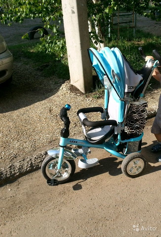 Велосипед детский Лексус Трак комби. Челябинская область, Троицк
