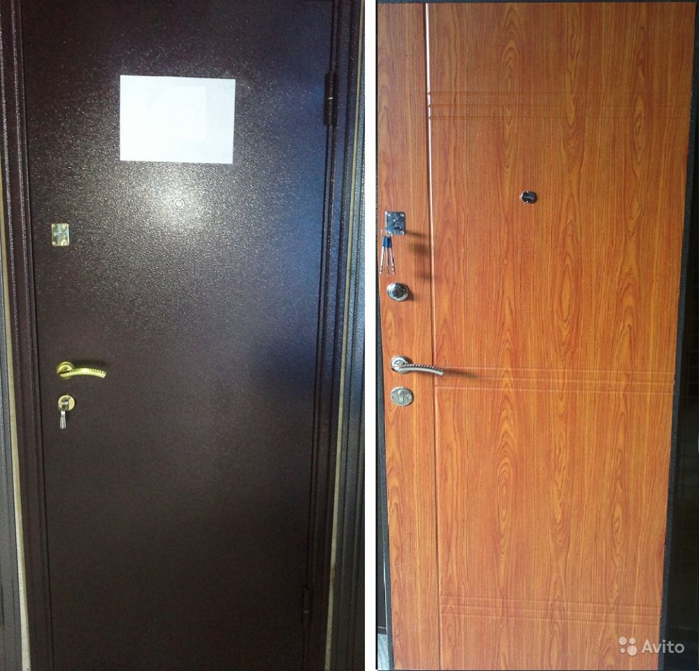 дешёвые металлические двери в домодедово
