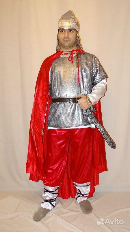 Как сделать костюм воевода