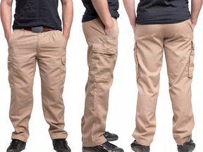 Тропические брюки бундесвер