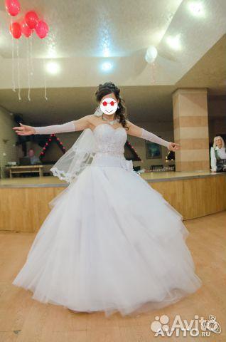 Белый лебедь свадебное платье