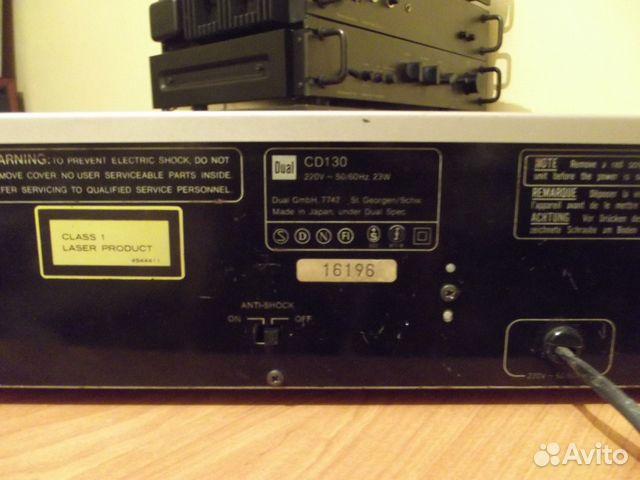 Dual CD 130 — фотография №4