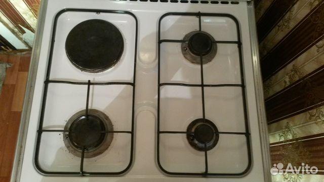 Электро-газовая плита ardo