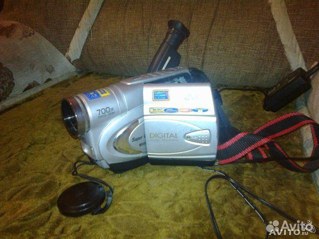 Видеокамера JVC GR-SX26 E