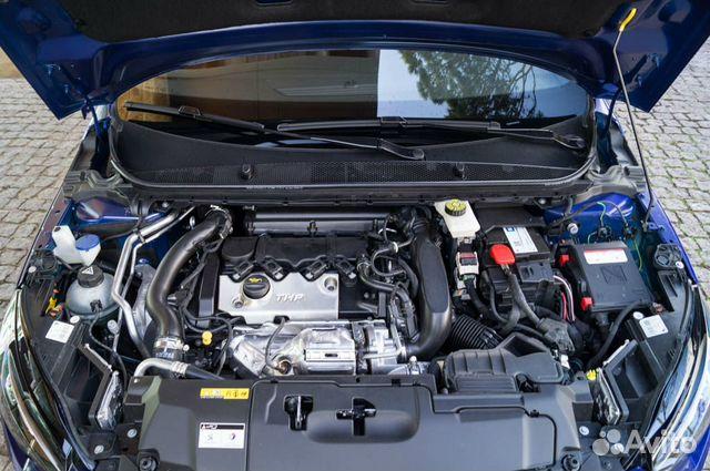 Пежо 308-ремонт двигателя