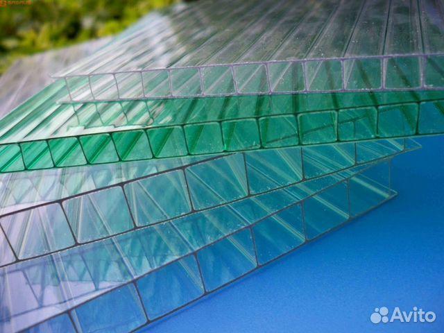 Сотовый поликарбонат Сотолайт 10 мм 89601112105 купить 1