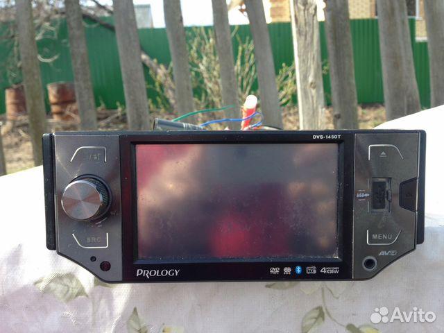 Магнитола Prology DVS-1450 купить в Ярославской области на Avito - Объявления на сайте Avito