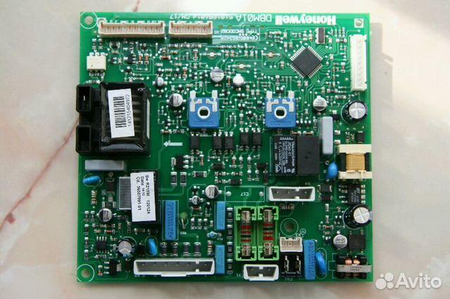 Ремонт электронных плат газовых котлов