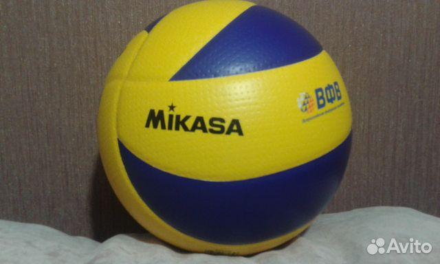 Ремонт волейбольного мяча mikasa
