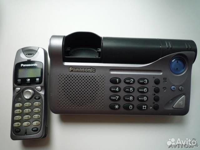 Panasonic Kx Tcd715ru инструкция - фото 5