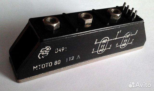 Тиристор оптрон Мтото 80-112A