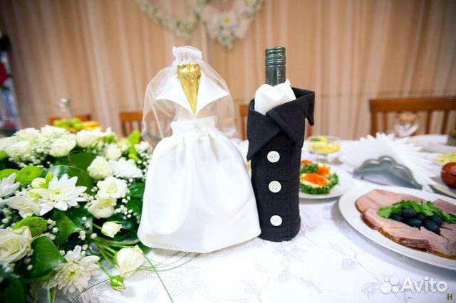 Быки для свадьбы своими руками