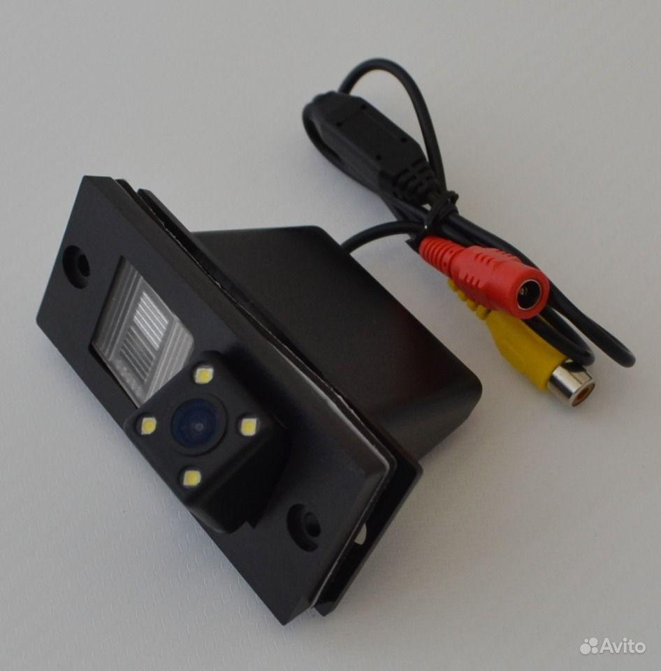 камера заднего вида в hyundai starex
