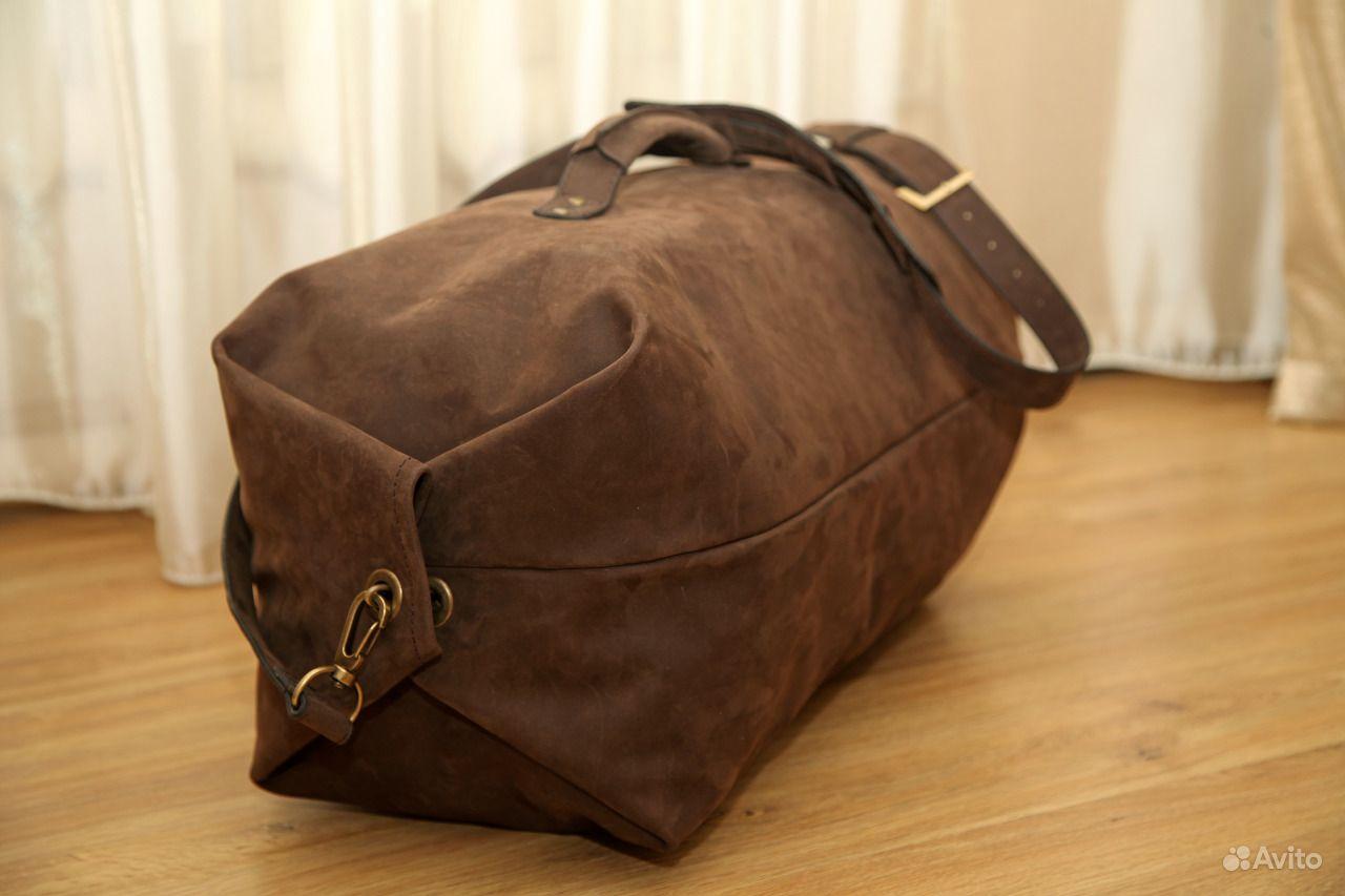 1681abdc6d4f Мужская сумка из натуральной кожи ручной работы | Festima.Ru ...