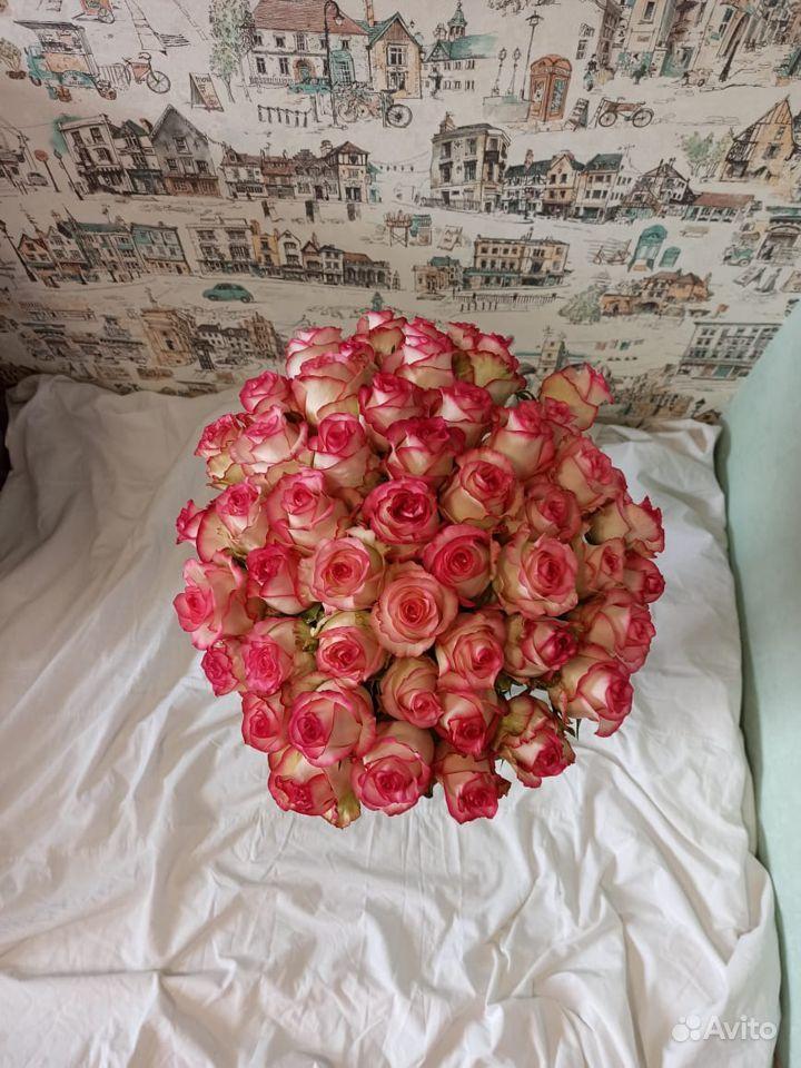 Роза местная Джумилия купить на Зозу.ру - фотография № 2