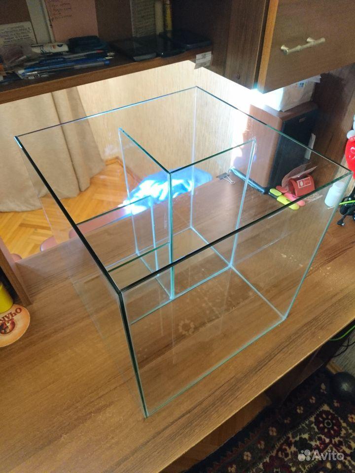 Продаю аквариум 37*37*40 см купить на Зозу.ру - фотография № 4