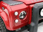 LED фары J. W. Speaker Land Rover Defender