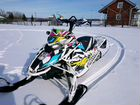 Arctic cat xf800 high country