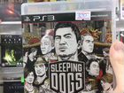 Sleeping Dogs для ps3