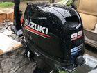 Suzuki 9.9 лодочный мотор
