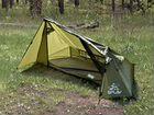 Продам одноместную легкую палатку Splav Settler R