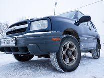 Chevrolet Tracker, 2001 г., Пермь