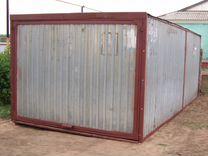 Купить гараж пенал в москве дешево купить гараж градский в челябинске