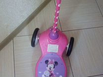 Самокат kiddieland minnie