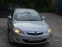 Opel Astra, 2011 г., Воронеж