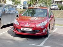 Peugeot 408, 2012 г., Москва