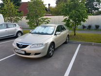 Mazda 6, 2004 г., Москва