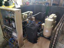 Теплообменник промышленный б у купить Кожухотрубный испаритель Alfa Laval DH2-164 Биробиджан