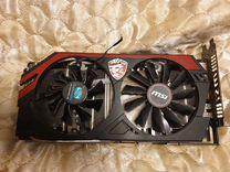 Видеокарта MSI Radeon R9 280X 3Gb