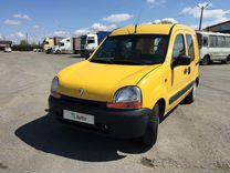 Renault Kangoo, 2002 г., Воронеж