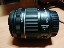 Canon Ef-S 18-55mm 1:4-5.6 IS STM