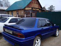 Mitsubishi Galant, 1990, с пробегом, цена 150 000 руб.
