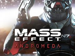 Mass Effect Andromed Sony Playstation 4 PS4