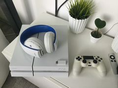 Play Station 4 500 gb White