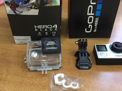 Камера GoPro Hero 4 Black Edition
