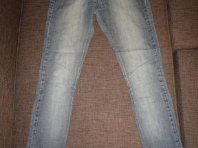 Прямые узкие джинсы DG
