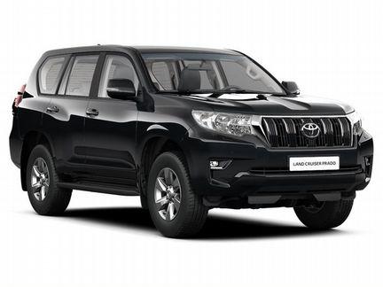 Toyota Land Cruiser Prado 2.8AT, 2019