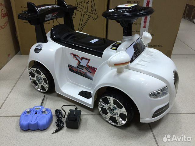 электромобиль с пультом бентли