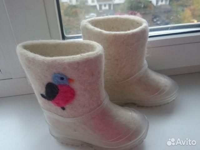 Детские калоши - Детская обувь Капика