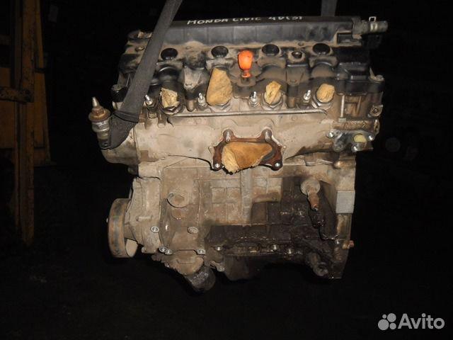 honda civic 4d двигатель r18a1
