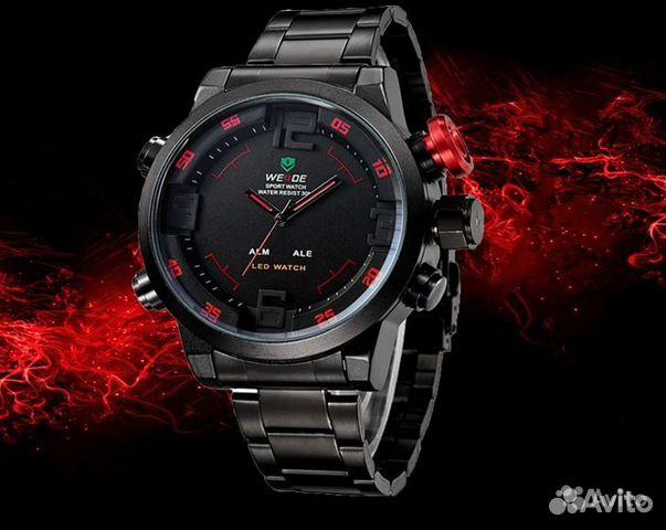 определились наручные часы weide sport watch цена идеале, люди
