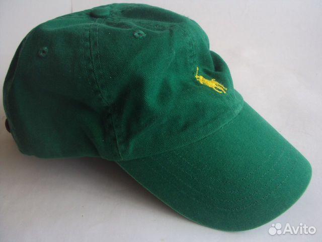 2753effd904b Бейсболка Polo Ralph Lauren классич зеленый купить в Москве на Avito ...