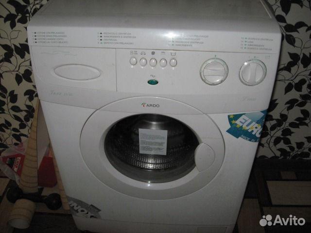 фото стиральная машина ардо