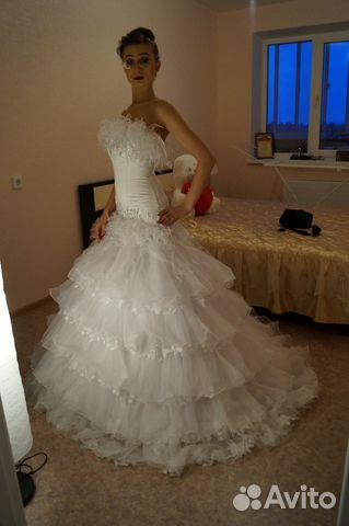Томск продам платье свадебное платье